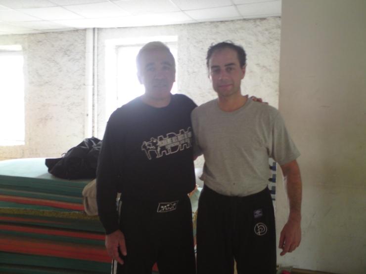 Robert Paturel et Moi